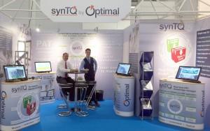 synTQ PAT enabling software at ACHEMA 2015